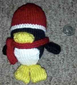 Penguin. Finished Dec. 2013.